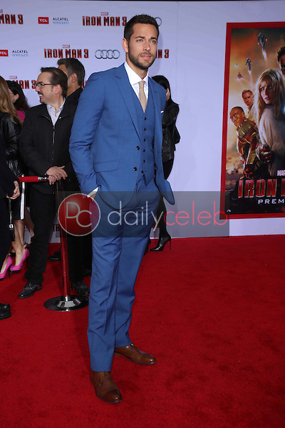 "Zachary Levi<br /> at the ""Iron Man 3"" Los Angeles Premiere, El Capitan, Hollywood, CA 04-24-13<br /> David Edwards/Dailyceleb.com 818-249-4998"