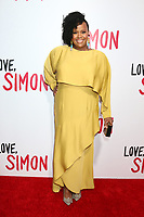 "LOS ANGELES - MAR 13:  Natasha Rothwell at the ""Love, Simon"" Special Screening at Westfield Century City Mall Atrium on March 13, 2018 in Century City, CA"