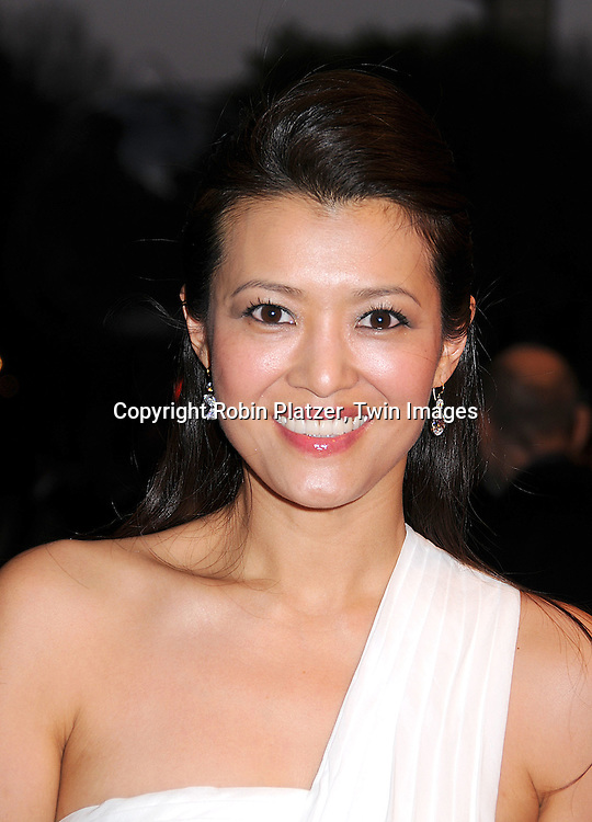 Sang Ah.at The New Yorkers for Children Gala on .April 16, 2008 at The Mandarin Oriental Ballroom which was presented by Missoni. ..Robin Platzer, Twin Images