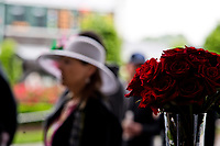 LOUISVILLE, KENTUCKY - MAY 04: Scenes from Thurby at Churchill Downs on May 4, 2017 in Louisville, Kentucky. (Photo by Scott Serio/Eclipse Sportswire/Getty Images)