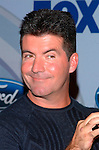 Simon Cowell at party to celebrate the American Idol Top 12 Finalists at Pearl in Hollywood.
