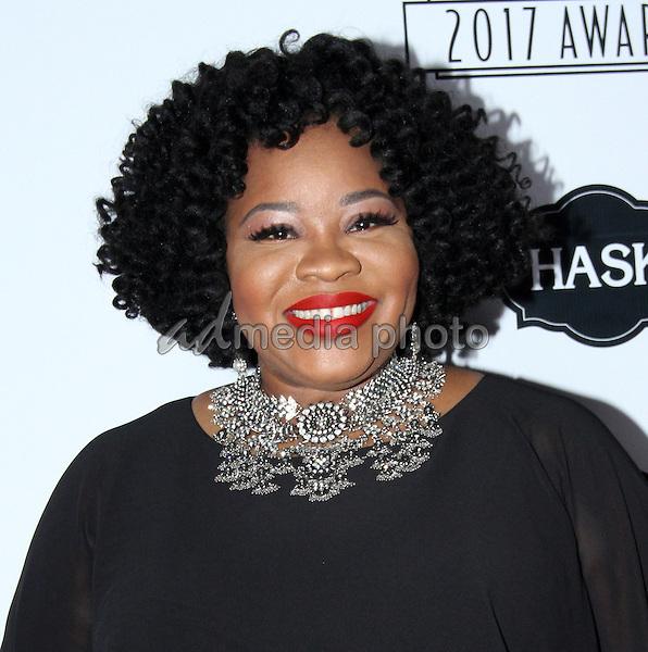 19 February 2017 - Los Angeles, California - Mara Hall<br /> <br /> .2017 Make-Up Artist &amp; Hair Stylists Guild (MUAHS) Awards held at The Novo. Photo Credit: AdMedia