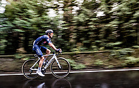 Dries de Bondt (BEL/Alpecin-Fenix) racing in torrential rains at <br /> Grande Trittico Lombardo 2020 (1.Pro/ITA)<br /> 1 day race from Legnano to Varese (200km)