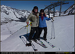 Austria, Stubai Glacier.<br />