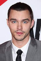 "HOLLYWOOD, CA - JANUARY 29: Nicholas Hoult arrives at the ""Warm Bodies"" Los Angeles Premiere held at ArcLight Cinemas Cinerama Dome on January 29, 2013 in Hollywood, California. Photo Credit: Xavier Collin / Retna Ltd. / MediaPunch Inc /NortePhoto"