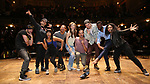 """from the 'Hamilton' cast during a Q & A before The Rockefeller Foundation and The Gilder Lehrman Institute of American History sponsored High School student #EduHam matinee performance of """"Hamilton"""" at the Richard Rodgers Theatre on June 6, 2018 in New York City."""