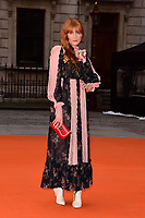 www.acepixs.com<br /> <br /> June 7 2017, London<br /> <br /> Florence Welch arriving at the Royal Academy Of Arts Summer Exhibition preview party at the Royal Academy of Arts on June 7, 2017 in London, England.<br /> <br /> By Line: Famous/ACE Pictures<br /> <br /> <br /> ACE Pictures Inc<br /> Tel: 6467670430<br /> Email: info@acepixs.com<br /> www.acepixs.com