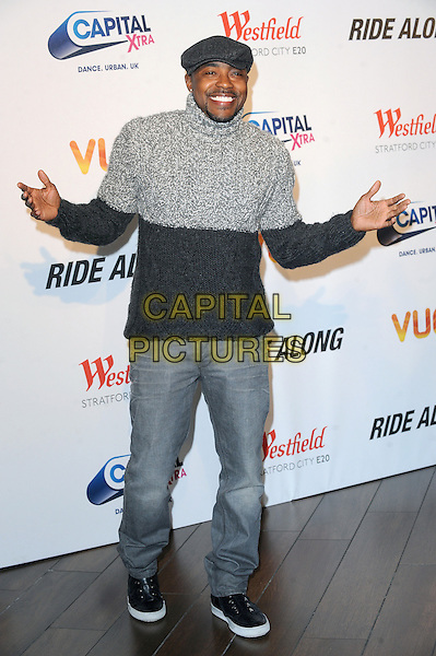 LONDON, ENGLAND - FEBRUARY 27: Will Packer attends a Capital Xtra Special Fan Screening of Ride Along at Westfield Stratford City on February 27, 2013 in London, England.<br /> CAP/BEL<br /> &copy;Tom Belcher/Capital Pictures