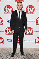 LONDON, UK. September 10, 2018: Danny Walters at the TV Choice Awards 2018 at the Dorchester Hotel, London.<br /> Picture: Steve Vas/Featureflash