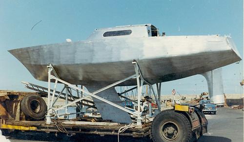 Finot-designed Half Tonner Alouettte de Mer