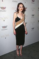 23 February 2017 - West Hollywood, California - Michelle Dockery. Cadillac Celebrates the 89th Annual Academy Awards at Chateau Marmont. Photo Credit: AdMedia