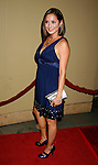 "HOLLYWOOD, CA. - October 07: Actress Jacqueline Piñol  arrives at the Padres Contra El Cancer's 8th Annual ""El Sueno De Esperanza"" Benefit Gala at the Hollywood & Highland Center on October 7, 2008 in Hollywood, California."