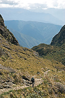 The Inca road system was the most extensive and advanced transportation system in pre-Columbian South America. The Inca Trail is now part of the Machu Picchu Sanctuary, a protected area of 32,592 hectares, managed by the National Institute of Natural Resources.