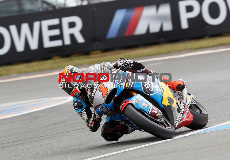 Monster Energy Grand Prix de France in Le Mans 14.-17.05.2015, Free Practice<br /> <br /> 1 Esteve Rabat / Spanien<br /> <br /> Foto &copy; nordphoto / FSA