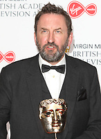 Lee Mack at the Virgin Media BAFTA Television Awards 2019 - Press Room at The Royal Festival Hall, London on May 12th 2019<br /> CAP/ROS<br /> ©ROS/Capital Pictures