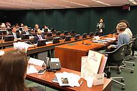 BRASÍLIA, DF, 03.04.2019: POLÍTICA-BRASÍLIA - Comissão de Cultura da Câmara: deputados do PSL, PSOL, PPS  pedem a volta do ministério da cultura ou que a secretaria de cultura seja independente. (Foto: Gloria Tega/Código19)