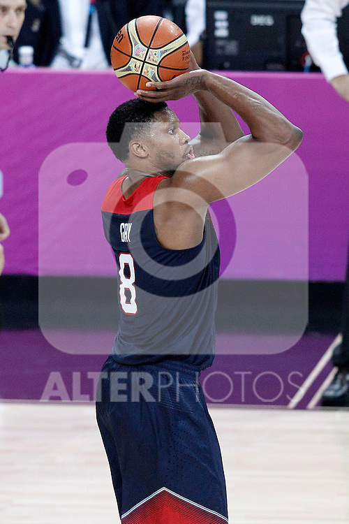 USA's Rudy Gay during 2014 FIBA Basketball World Cup Quarter-Finals match.September 9,2014.(ALTERPHOTOS/Acero)