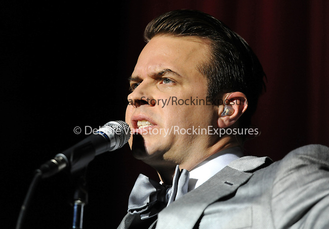 Casey Spooner performs live at The Palladium in support of his new solo cd Adult Contemporary in Hollywood, California on September 11,2010                                                                               © 2010 Debbie VanStory / RockinExposures
