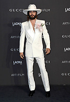 03 November 2018 - Los Angeles, California - Jared Leto. 2018 LACMA Art + Film Gala held at LACMA.  <br /> CAP/ADM/BT<br /> &copy;BT/ADM/Capital Pictures