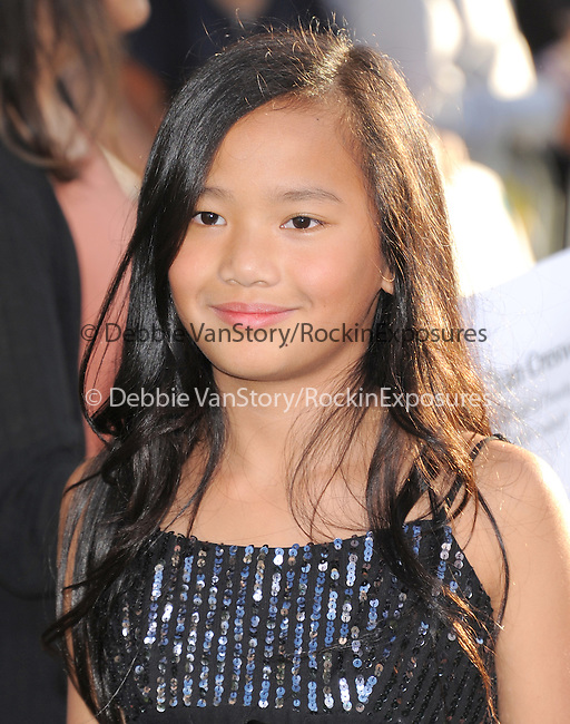 Josey Cuthrell Tuttleman at The World Premiere of Disney's The Odd Life of Timothy Green held at The El Capitan Theatre in Hollywood, California on August 06,2012                                                                               © 2012 DVS/Hollywood Press Agency