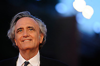 Rome, Italy, October 16, 2014. Joe Dante attends the Rome Film Festival Opening and 'Soap Opera' Red Carpet during the 9th Rome Film Festival at Auditorium. (Antonello Nusca/Polaris)