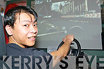 Ken Ng of Hyper FI IT in Listowel where a range of games are available to buy..   Copyright Kerry's Eye 2008
