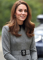 MAR 19 Catherine, Duchess of Cambridge visit to the Foundling Museum-