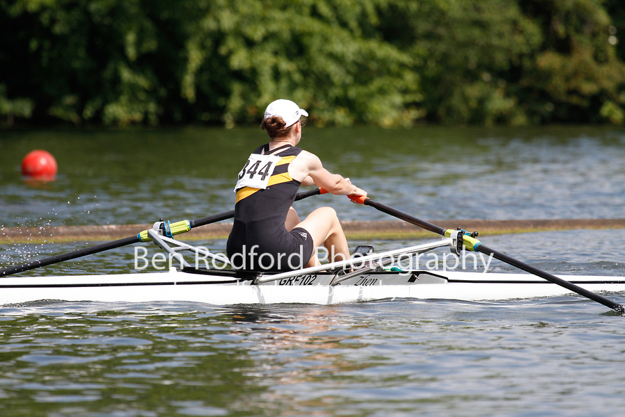 Race: 318 Event: SLwt 1x Semi-Final - Norwich RC vs Greenbank Falmouth<br /> <br /> Henley Women's Regatta 2017<br /> <br /> To purchase this photo, or to see pricing information for Prints and Downloads, click the blue 'Add to Cart' button at the top-right of the page.