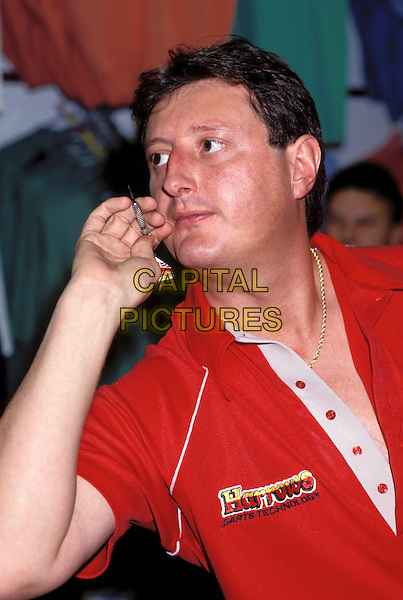 ERIC BRISTOW.darts player.Ref: 026.www.capitalpictures.com.sales@capitalpictures.com.© Capital Pictures
