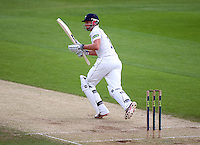 PICTURE BY VAUGHN RIDLEY/SWPIX.COM - Cricket - County Championship, Div 2 - Yorkshire v Northamptonshire, Day 2  - Headingley, Leeds, England - 31/05/12 - Yorkshire's Joe Root hits out.