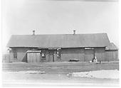 C&amp;S depot at Como.<br /> C&amp;S  Como, CO