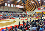 WEST HARTFORD, CT. 15 March 2018-031518BS14 - An overall view of the Chase Family arena where 2500 attended at the Div I semi-finals between Sacred Heart vs Windsor at University of Hartford on Thursday evening. Sacred Heart won in a thriller 59-58 over Windsor and advances to the finals at Mohegan Sun. Bill Shettle Republican-American