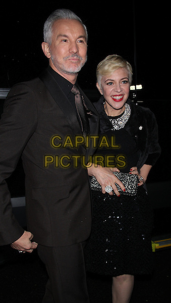 October 13, 2014: Baz Luhrmann, Catherine Martin at the screening of No5 at Dia Art Foundation Chelsea in New York.  <br /> CAP/MPI/RW<br /> &copy;RW/ MediaPunch/Capital Pictures
