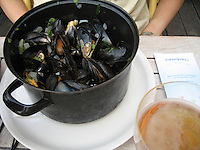 Moules (Mussels) - Belgium