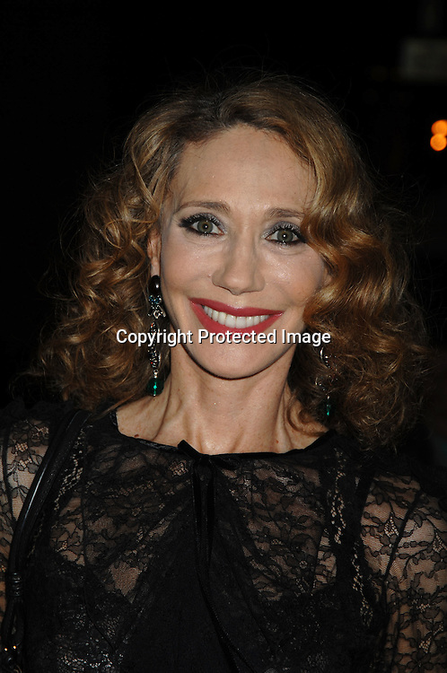 Marisa Berenson ..arriving at the party Louis Vuitton  had for artist Olafur Eliasson on November 9, 2006 at the Louis Vuitton ..Fifth Avenue Maison in New York City. ..Robin Platzer, Twin Images