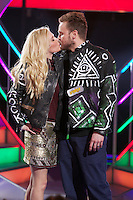 www.acepixs.com<br /> <br /> January 27 2017, Borehamwood<br /> <br /> Heidi Montag and Spencer Pratt who are the 8th housemates evicted from the Celebrity Big Brother house at Elstree Studios on January 27, 2017 in Borehamwood, England. <br /> <br /> By Line: Famous/ACE Pictures<br /> <br /> <br /> ACE Pictures Inc<br /> Tel: 6467670430<br /> Email: info@acepixs.com<br /> www.acepixs.com