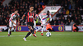 2018 EPL Premier League Football Bournemouth v Crystal Palace Oct 1st