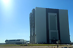 Kennedy Space Center, Florida - Tuesday January 16, 2018: NASA's Vehicle Assembly Building and Launch Control Center.