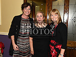 Marlene Dunne, Rose Bennett and Ann Reynolds at the Team Carrie annual dinner and presentation night. Photo:Colin Bell/pressphotos.ie