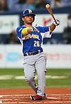 Bruno Hirata (BRA), .February 26, 2013 - WBC : .2013 World Baseball Classic, Exhibithion Game .match between Brazil 2-6 ORIX Buffaloes .at Kyocera Dome, Osaka, Japan..(Photo by AJPS/AFLO SPORT)