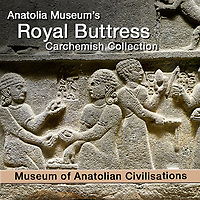 Royal Buttress Carchemish Hittite Artefacts - Anatolian Civilisations Museum. Pictures &  images of