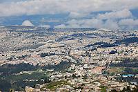 Quito suburbs, Quito,Ecuador, Andes, South America