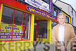 Daithi O'Connor, owner of World of Wonder, is moving the business back from Manor West Business Park to Rock St., opening this Saturday.
