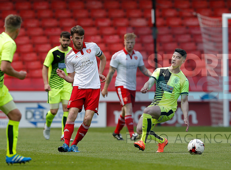 Ben Whiteman of Sheffield Utd during the PDL U21 Final at Bramall Lane Sheffield. Photo credit should read: Simon Bellis/Sportimage
