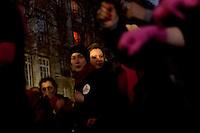 ragazze danzano durante il flash mob