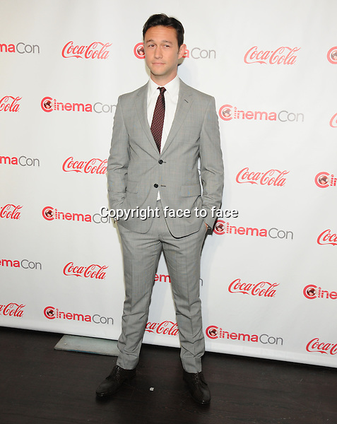Breakthrough Filmaker of the Year Joseph Gordon-Levitt at the Cinemacon Big Screen Achievement Awards at Caesars Palace on April 18, 2013 in Las Vegas, Nevada...Credit: MediaPunch/face to face..- Germany, Austria, Switzerland, Eastern Europe, Australia, UK, USA, Taiwan, Singapore, China, Malaysia and Thailand rights only -