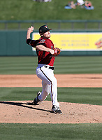 Gabe Speier - Arizona Diamondbacks 2018 spring training (Bill Mitchell)