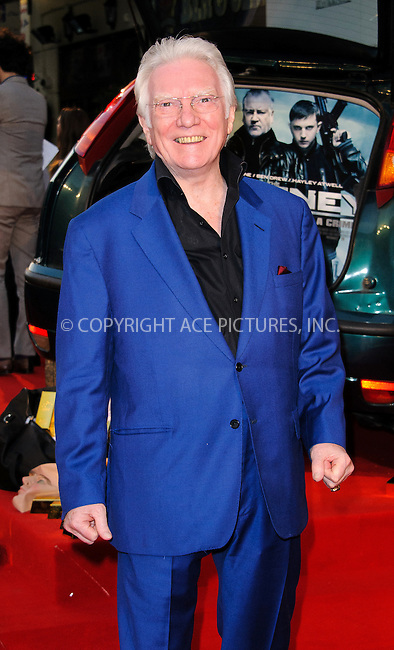 WWW.ACEPIXS.COM....US Sales Only....September 3 2012, London....Alan Ford at the premiere of 'The Sweeney' on September 3 2012  in London......By Line: Famous/ACE Pictures......ACE Pictures, Inc...tel: 646 769 0430..Email: info@acepixs.com..www.acepixs.com