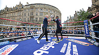 Kell Brook Public Training Session - Sheffield 2015