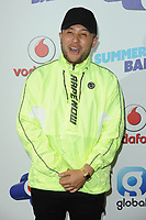 Jax Jones<br /> at the Capital Summertime Ball 2017, Wembley Stadium, London. <br /> <br /> <br /> &copy;Ash Knotek  D3278  10/06/2017